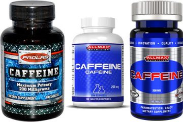 Cafeine pillen kopen
