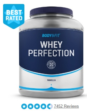 Whey Perfection 2270 gram Image