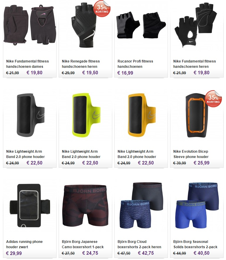 Fitness accessoires Image