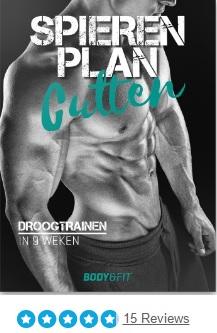 Spierenplan Droogtrainen pakket Image