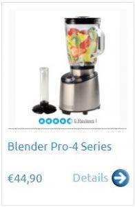 Proteine shake blender