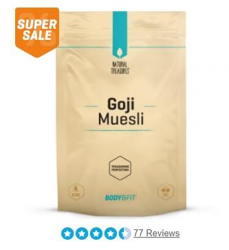 Goji muesli 500 g Image