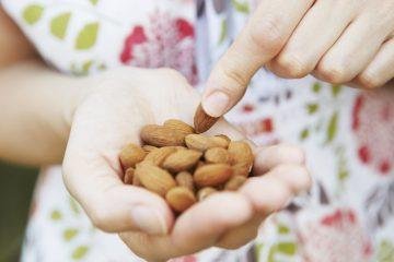 Waarom zijn amandelen gezond