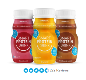 Smart Protein Drinks - 6 Stuks Image