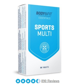 Sports Multivitamine- 30 caps Image