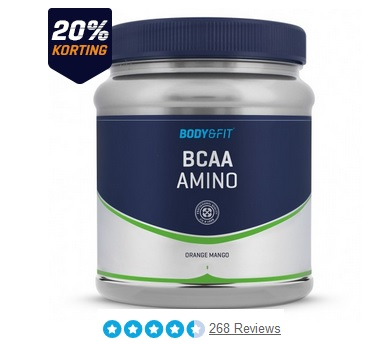 BCAA poeder 330 gram Image