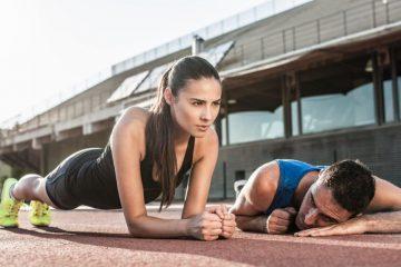 Wat is planken en welke spieren train je met planken