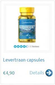 Levertraan capsules kopen