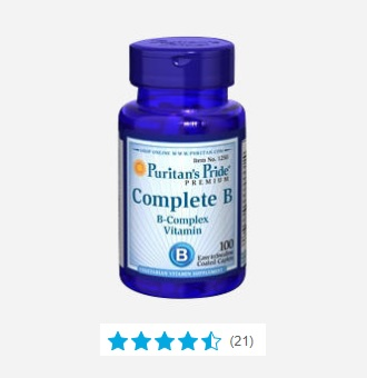 Vitamine B-complex Image