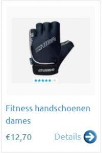 Fitness handschoenen kopen dames