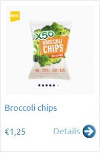 Broccoli chips kopen