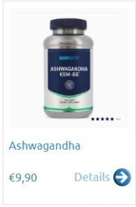Ashwagandha vermoeidheid