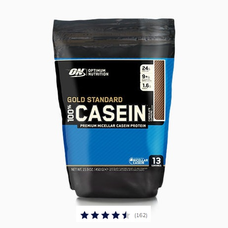 Caseine eiwitshake Time release Image