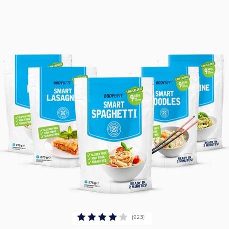 Smart pasta Image