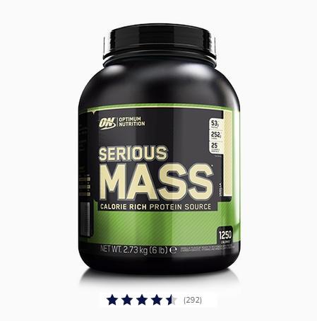 Serious Mass Image