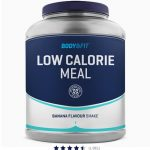 Low calorie meal body & fit